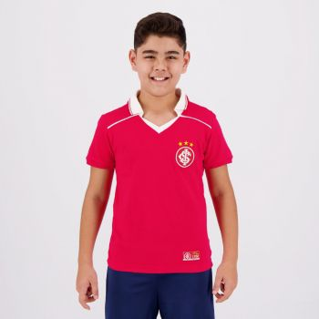 Camisa Internacional Retrô 1992 Juvenil