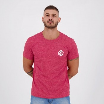 Camisa Internacional Retrô Vermelha Mescla