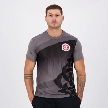 Camisa Internacional Shades Cinza e Preta