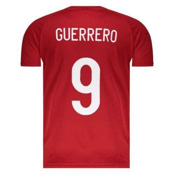 Camisa Internacional Sublimation 9 Guerrero