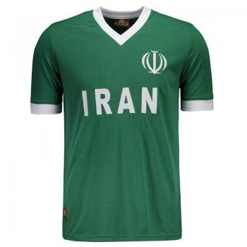 Camisa Irã Retrô N° 7