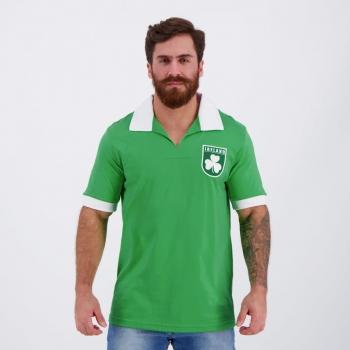 Camisa Irlanda Retrô Nº 17