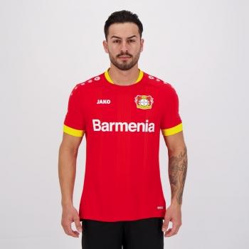 Camisa Jako Bayer Leverkusen Away 2021