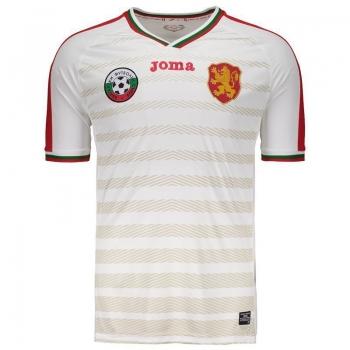 Camisa Joma Bulgária Home 2017