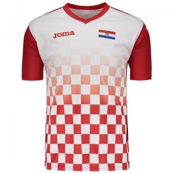 Camisa Joma Croácia Ivan Dodig