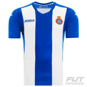 Camisa Joma Espanyol Home 2016 Torcedor