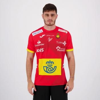 Camisa Joma Federação De Handebol Espanhola Home 2021