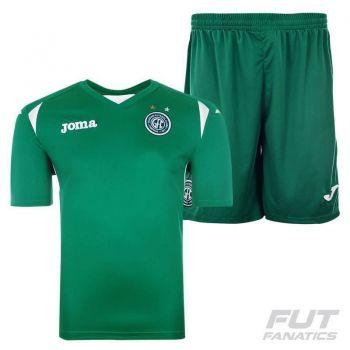 Camisa Joma Guarani I 2016 + Calção II 2016