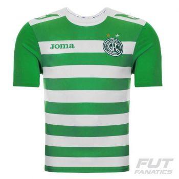 Camisa Joma Guarani III 2016 Juvenil