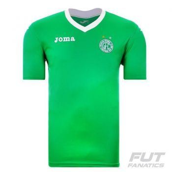 Camisa Joma Guarani Treino 2016 Verde