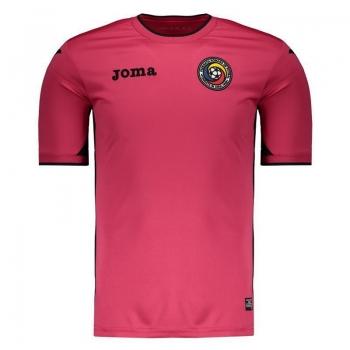 Camisa Joma Romênia Goleiro Home 2016