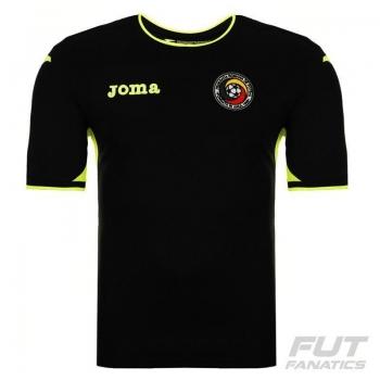 Camisa Joma Romênia GK Away 2016
