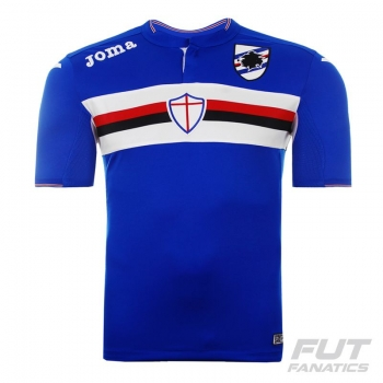Camisa Joma Sampdoria Home 2016