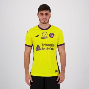 Camisa Joma Toulouse Away 2021