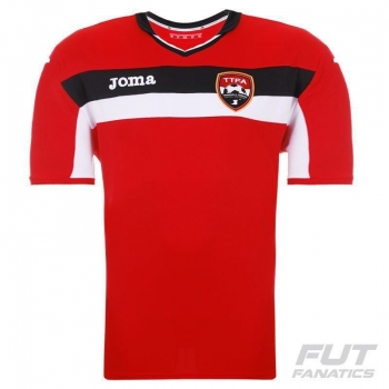 Camisa Joma Trinidad y Tobago Home 2016