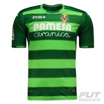 Camisa Joma Villarreal Third 2017