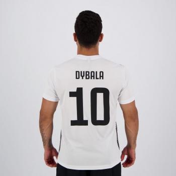 Camisa Juventus Effect 10 Dybala Branca