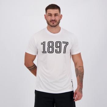 Camisa Juventus Logo 1897 Branca