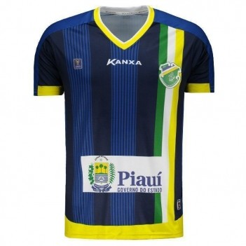 Camisa Kanxa Altos Do Piauí II 2018 Com Número