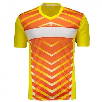 Camisa Kanxa Bage Amarela