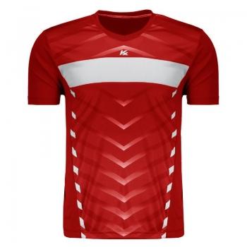 Camisa Kanxa Bage Vermelha