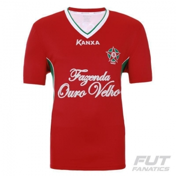 Camisa Kanxa Boa Esporte I 2015 com Patrocínio