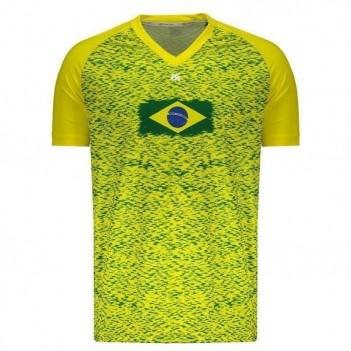 Camiseta Kanxa Brasil