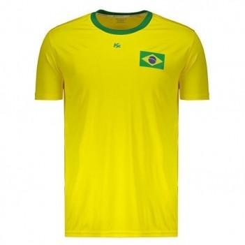 Camisa Kanxa Brasil Copa