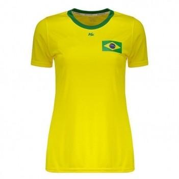 Camisa Kanxa Brasil Copa Feminina
