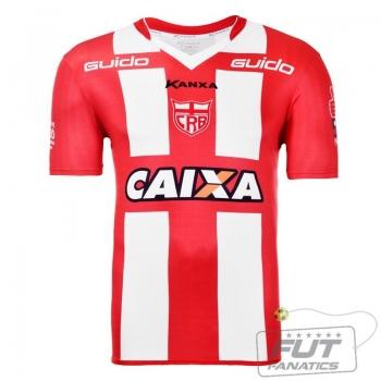 Camisa Kanxa CRB III 2014