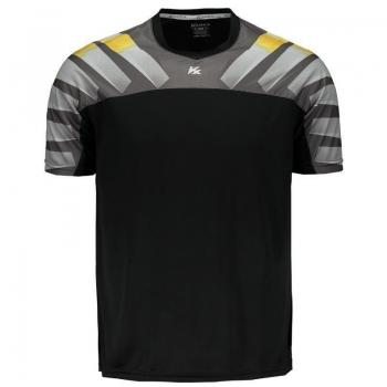Camisa Kanxa Goleiro New Plus Preta