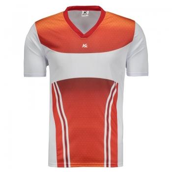 Camisa Kanxa Pop Biro Laranja