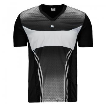 Camisa Kanxa Pop Biro Preta