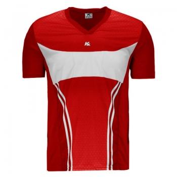 Camisa Kanxa Pop Biro Vermelha