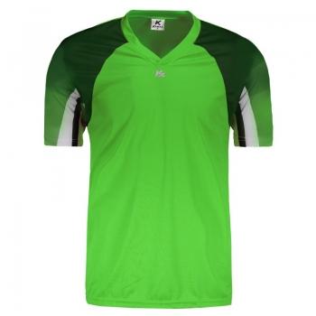 Camisa Kanxa Pop Cero Verde