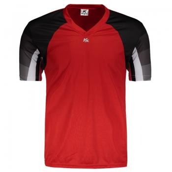 Camisa Kanxa Pop Cero Vermelha