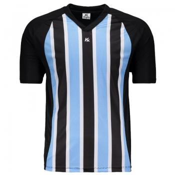 Camisa Kanxa Pop Clip Preta