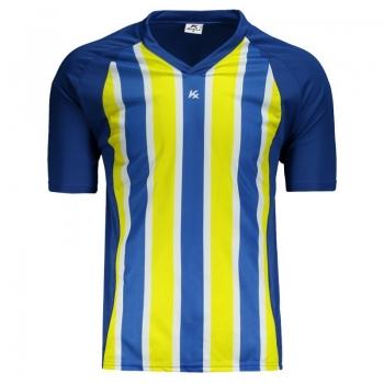 Camisa Kanxa Pop Clip Royal