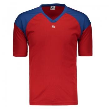 Camisa Kanxa Pop Linz Vermelha