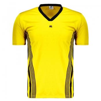 Camisa Kanxa Pop Lomp Amarela