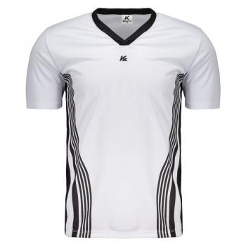 Camisa Kanxa Pop Lomp Branca e Preta