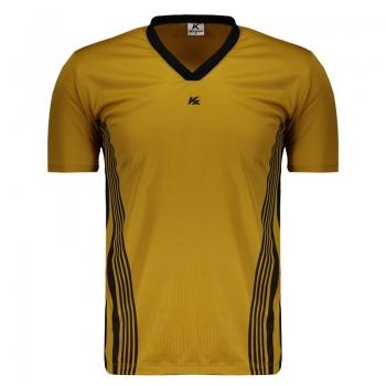 Camisa Kanxa Pop Lomp Dourada