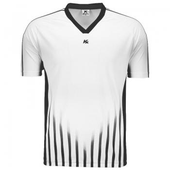 Camisa Kanxa Pop Lond Branca e Preta