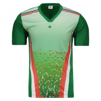 Camisa Kanxa Pop Muve Verde