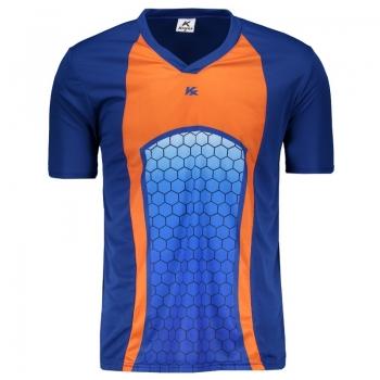 Camisa Kanxa Pop Rami Royal