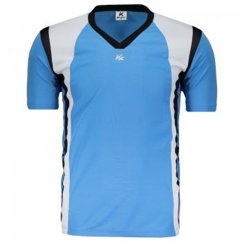 Camisa Kanxa Pop Ring Azul