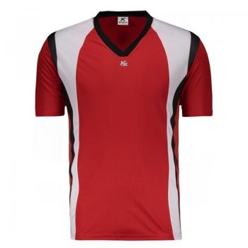 Camisa Kanxa Pop Ring Vermelha