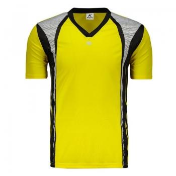 Camisa Kanxa Pop Trop Amarela