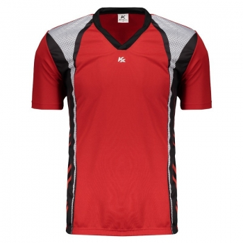 Camisa Kanxa Pop Trop Vermelha