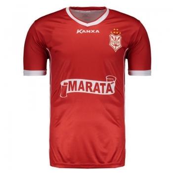 Camisa Kanxa Sergipe I 2016 com Número